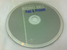 The Very Best of Michael Ball Past & Present Music CD Album - DISC ONLY Sleeved