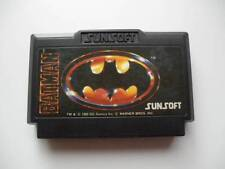 Nintendo Famicom Batman FC NES Japan F/S
