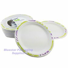 250 x 24cm Super Strong High Quality Chinet Disposable Party Plates (5 x 50)