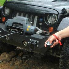 Wireless Remote Control + Receiver Set Winch Kit For Car Bulldog Jeep ATV SUV