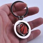 3D Sports Rotating Basketball Keychain Keyring Key Chain Ring Key Fob ball gh