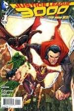 Justice League 3000 #1 (NM)`14 Giffen/ DeMatteis/ Porter