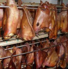 25 Stück getrocknete Schweineohren