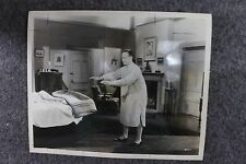 Vintage 1935 8x10 Movie Still Wire Photo How to Sleep Robert Benchley A20