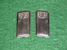 Grips, Beretta 1923, 7.65 MM, Metal, Used