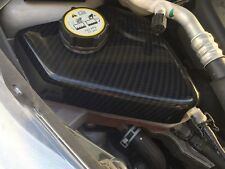 MK7 Fiesta Header Tank Cover inc ST180 ST Line ZS 09-17 Black Carbon Fibre
