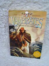Vampirates: Demons of the Ocean (2005) by Justin Somper, Paperback Book, Fiction