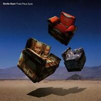 Gentle Giant - Three Piece Suite (Steven Wilson Mix) [CD]