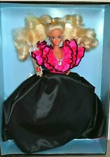 1991 Special Limited Edition FAO Schwarz NIGHT SENSATION Blonde Barbie