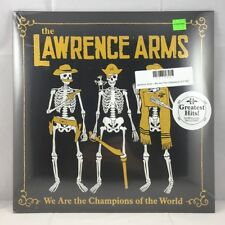 Lawrence Arms - We Are The Champions 2LP NEW