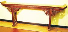 Antique Chinese Altar Table (3140), Manchurian Ash, Circa 1800-1849