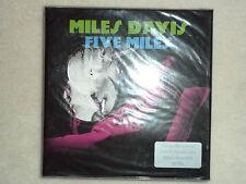 """COFFRET 5 CD MILES DAVIS """"Five Miles"""" Neuf et emballé µ"""