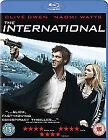 The International (Blu-ray, 2010)