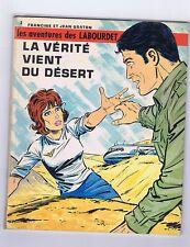 Graton. Laboudet 3. la Verità Arriva Del Désert. 1970