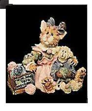 Boyds Purrstone Clawdette Fuzzface and Wuly. Yarn Merchants #371002 *Nib*