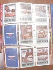 7 Figurine esselunga disney pixar cars2 cars 2 dal n 55