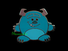 Monster Inc Lovable James P. SULLEY Sullivan Disney Pixar Mystery Pin