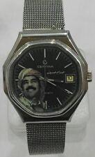 Vintage Certina Automatic Cal919 Men Watch Presidential Gift Saddam Hussein Iraq