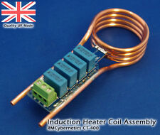Bobine d'induction assembly for induction heater CRO-1