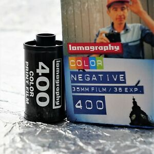*NEW* Lomography Color 400 35mm film (1 roll)
