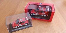 AUTOart 1:32 Slot Car 13512 PEUGEOT 206 WRC Burns/Reid Scalextric + Free Gift