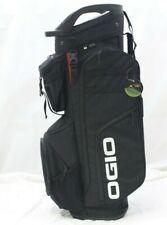 New 2019 Ogio Alpha Convoy 514 14-Way Cart Golf Bag - Black