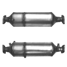Replacement Exhaust Diesel Particulate Filter DPF & Cat Combined Type Approved