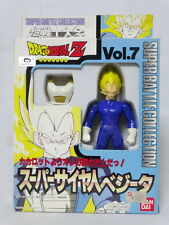 1992 Super Saiyan Vegeta Figure Vol.7 Dragonball Z BANDAI Dragon Ball Battle