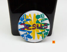 Jesus Badge