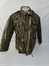 SMITH & WESSON HEAVY REALTREE CAMOUFLAGE COAT WINTER HUNTING JACKET MENS SZ M
