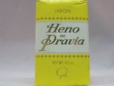 JABON - HENO DE PRAVIA - LOT OF 2 - NATURAL SOAP - 4.2 OZ - NEW