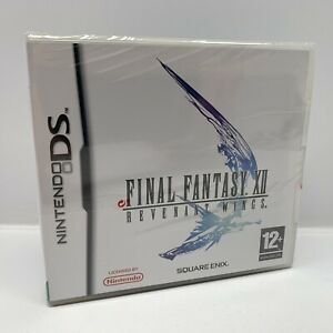 Final Fantasy XII 12 Revenant Wings Nintendo DS Video Game UK PAL Brand New