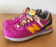 New Balance 574 Purple Sneakers Running Shoes UK5 US7 EUR37.5