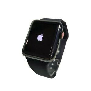 Apple 🍎🍏 Watch ⌚ Series 3 42mm BLACK/GREY 🖤 new Magnetic 🧲  Charger