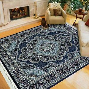 Traditional Super soft Large Rugs Hallway Rug Runner Bedroom Living Room Carpet
