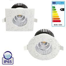 BAD EINBAUSTRAHLER IP65 LED Einbauleuchte Spot Wasserdicht