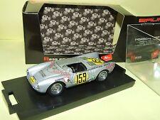 PORSCHE 550 RS N°159 CARRERA MEXICO 1953 BRUMM R235 1:43