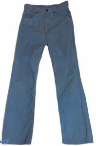 "26/"" x 26/"" NEW w// TAGS Boys Levi's 511 Slim Corduroy Blue Boys 12 Reg"