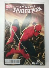 Amazing Spider-Man #1 Hastings Exclusive Variant