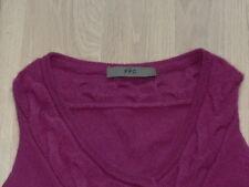FFC LUSSO Maglia Giacca/Bolero Tg. 34/xs con cashmere/Cashmere