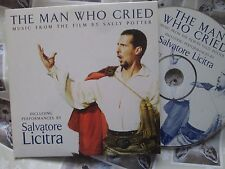 The Man Who Cried (Motion Picture) Salvatore Licitra SSK 55996  Promo CD Single