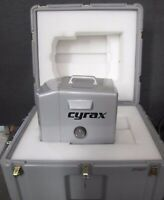 CYRAX MODEL #2500 Laser 3D Surveying Mapping Scanner Station (#1318 / #1323)