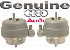 Genuine Audi A6 Quattro 4.2Ltr  Left & Right Motor Mounts  NEW