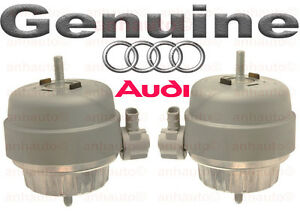 Genuine Audi A6 Quattro 4.2Ltr  Left & Right Motor Mounts  NEW