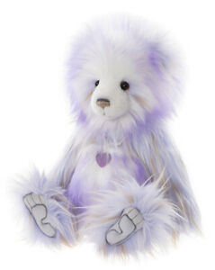 Teresa by Charlie Bears - plush jointed collectable teddy bear - CB212129C