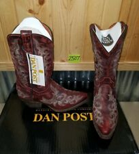 Women's Sz 7M Dan Post Cowboy Boots DP3542 NWT