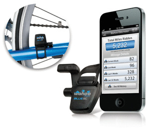 New Wahoo BLUE/ANT+ SPEED/CADENCE SENSOR) for Cycling Computer / Trainer