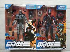 G.I.Joe Classified Series Firefly/Cobra Viper Lot MIB Cobra Island/New