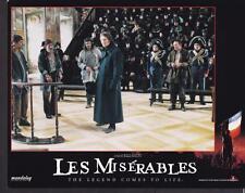 Liam Neeson Les Misérables 1998 original movie photo 20225