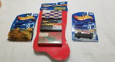 Hot Wheels Christmas Kringle's Kruisers Stocking Set + Shoe Box/La Troca (New)